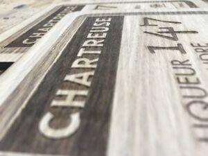 gravure sur bois