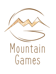 logo mountain games
