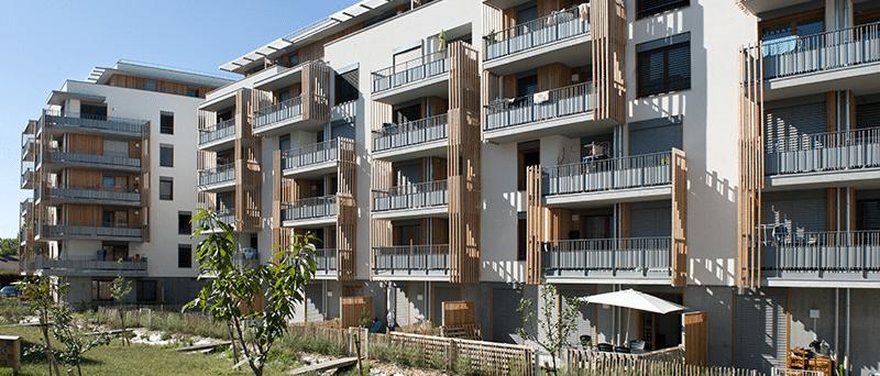 Logements sociaux Haute-Savoie Habitat - ecologie et design